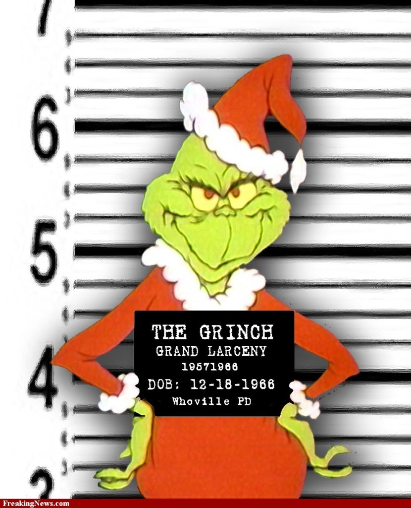 How the Grinch Stole Small Group