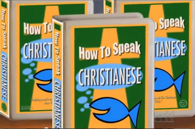 """Christianese"": Not Suitable for Small Group"