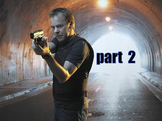 Jack Bauer of the Bible- Part 2