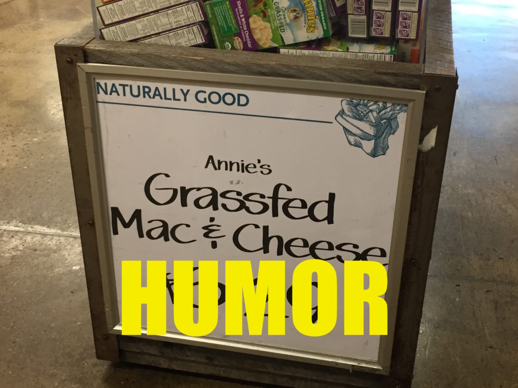 Finally! Grass-Fed Mac-N-Cheese