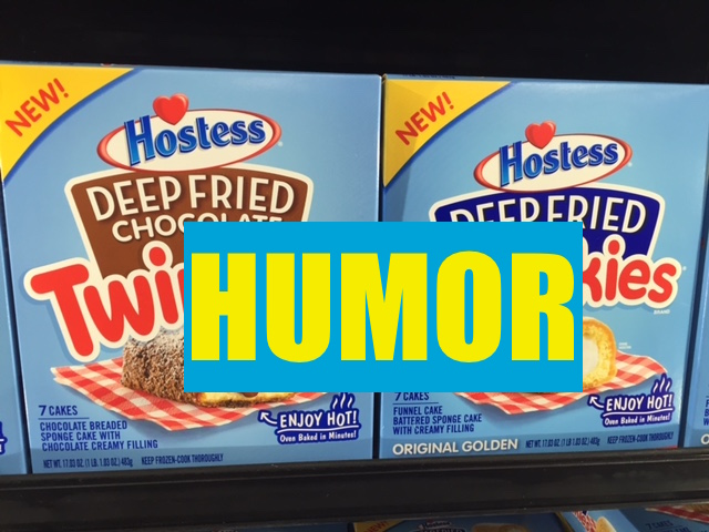 Finally! Deep-Fried Twinkies at Walmart